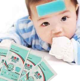 宝宝贴退热贴过敏怎么办 怎么避免退热贴过敏