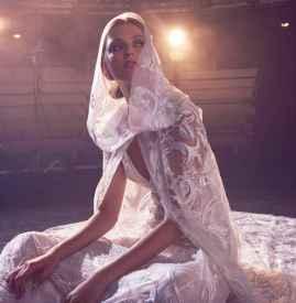 elie saab婚纱 奢华高贵的诞生