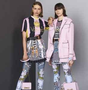 Versace2018早秋服装系列