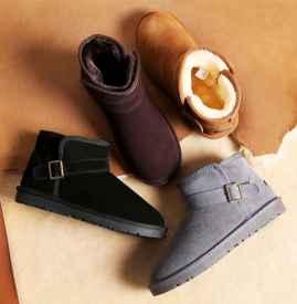 雪地靴如何清洗 教你几个小妙招