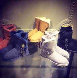雪地靴保养 雪地靴也是需要做护理的