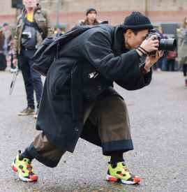 男士阔腿裤配什么鞋子 加足时髦指数