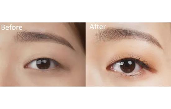 单眼皮肿眼泡怎么画眼妆 肿泡眼的日常妆
