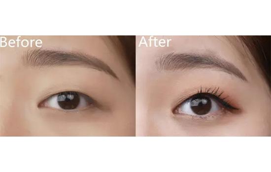 单眼皮眼妆教程 单眼皮也可以很迷人