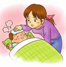 宝宝风寒感冒发烧怎么办 如何给宝宝退烧