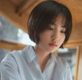 韩式短发女 18年也很流行短发