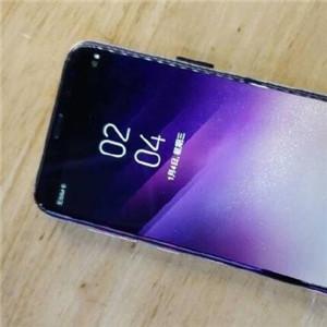 三星S9+最新消息 真机亮屏运行谍照曝光