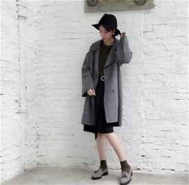 大衣内搭什么好看 七种内搭助你时髦整个秋冬