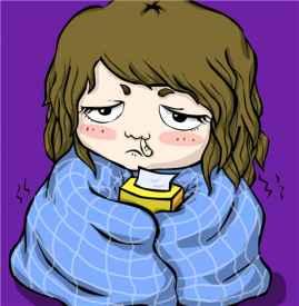 冬天风热感冒是怎么引起的 冬天多饮热水能减缓多种感冒