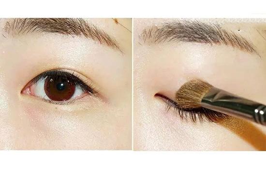 内双怎么画眼影 拯救内双的眼妆教程