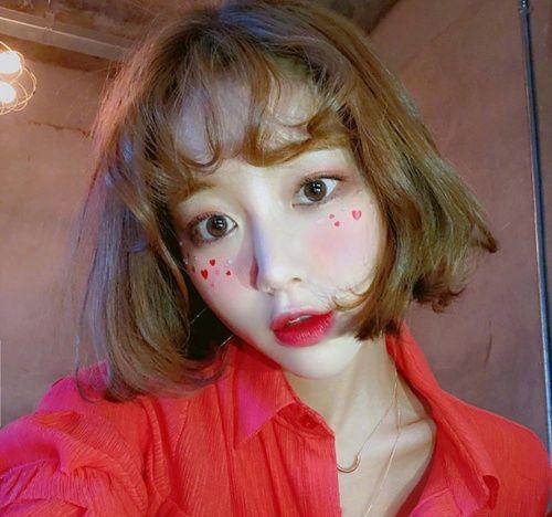 女生烫发发型图片 新年这么烫一定美