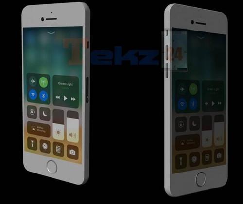 iPhoneSE2最新消息 外观渲染图曝光