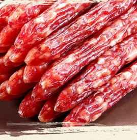广式腊肠是甜的吗 糖和酒使广式腊肠形成独特风味