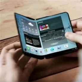 三星折叠手机年底上市开卖 价格高达1000美元