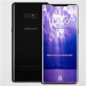 三星Note9手机最新消息 将采用屏下指纹解锁
