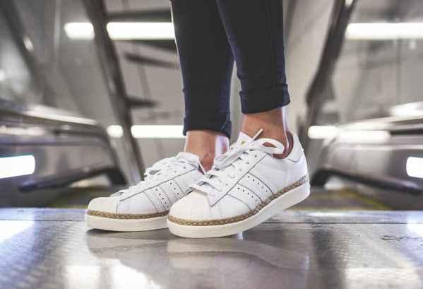 adidas Orignals释出全新Superstar 80s春季鞋款