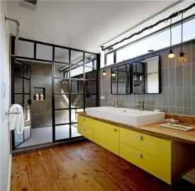 卫生间干湿效果图 多款卫生间干湿分离装修设计