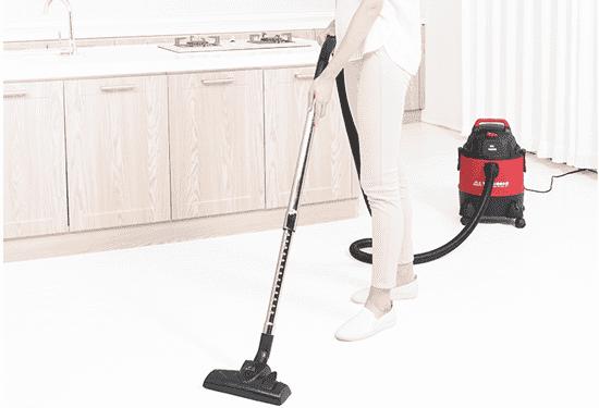 吸尘器清洗方法