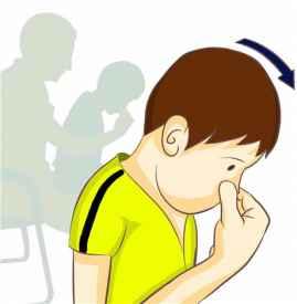 发烧流鼻血是怎么回事 或是体内缺水所致