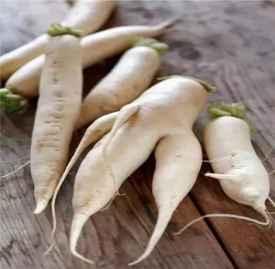 白萝卜的家常做法 白萝卜和它一起炖降三高败内火