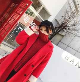 大红色毛衣配什么颜色好看 色彩搭配很重要