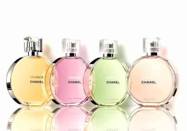 Chanel 释出2018年 Chance Eau Vive 香水系列