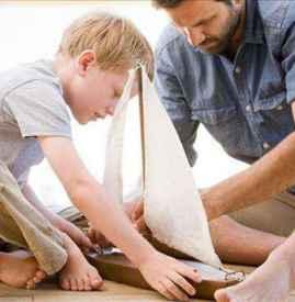 爸爸带孩子的好处 爸爸带孩子有八大优势