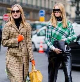 黑色高领毛衣怎么搭配 混搭出时髦着装