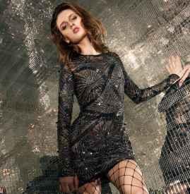 礼服裙 衣橱必备——小黑裙