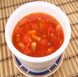 土豆番茄汤的功效 番茄和它搭配营养翻倍