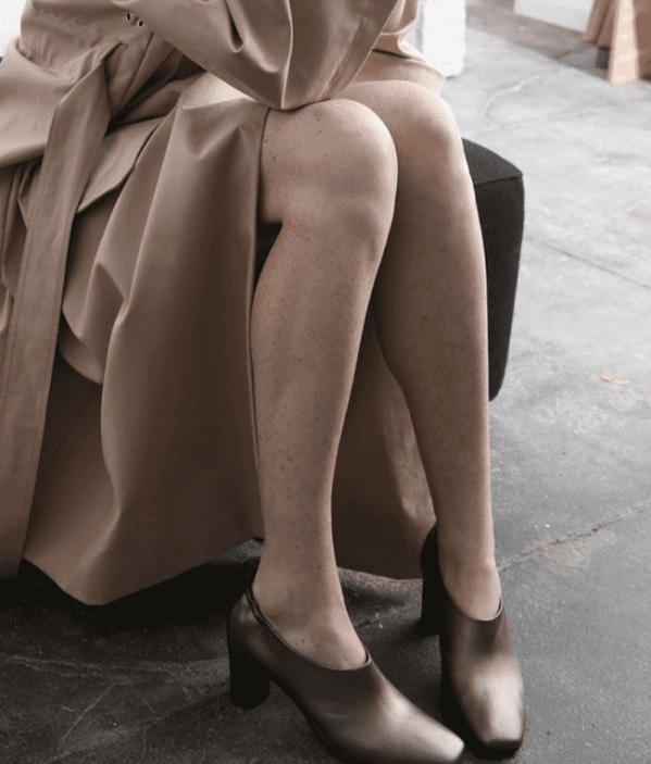 纽约新晋鞋履品牌 Gray Matters——优雅迷人的奢华