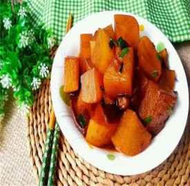 白萝卜炖香菇的功效 白萝卜和它一起炖能抗癌