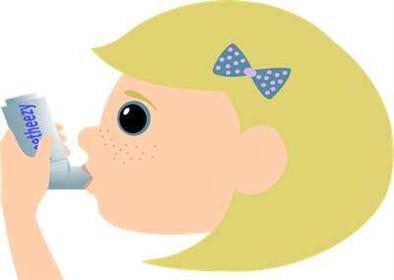 哮喘传染吗