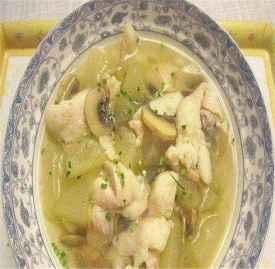冬季月子餐食谱大全 7款暖身月子餐做法详解