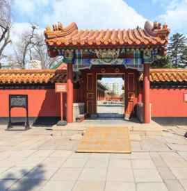 寺院为什么不能踩门槛 其中蕴含深刻的意义