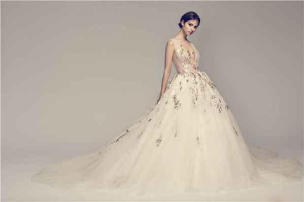 NICOLENICOLE + FELICIA2018春夏婚纱系列 经典与创新的绝美嫁衣
