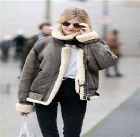 冬季外套的搭配图片女 冬天必备的几款外套搭配