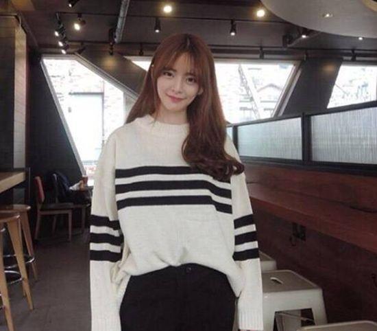 超甜美的韩式女生发型推荐 每一款都十分可人图片