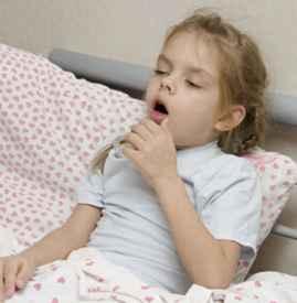 小孩风热咳嗽的症状 外寒里热是否清楚