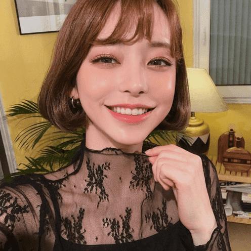 2018好看的韩式短发发型 清新甜美惹人喜欢图片