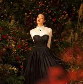 舒淇《嘉人Marie Claire》三月刊封面  女神依旧惊艳时光