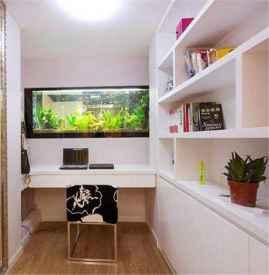 书房可以放鱼缸吗 书房养鱼要注意什么