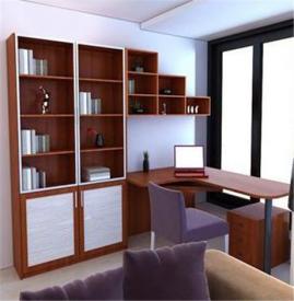 书房如何布置 书房布置要从下面几个点做起