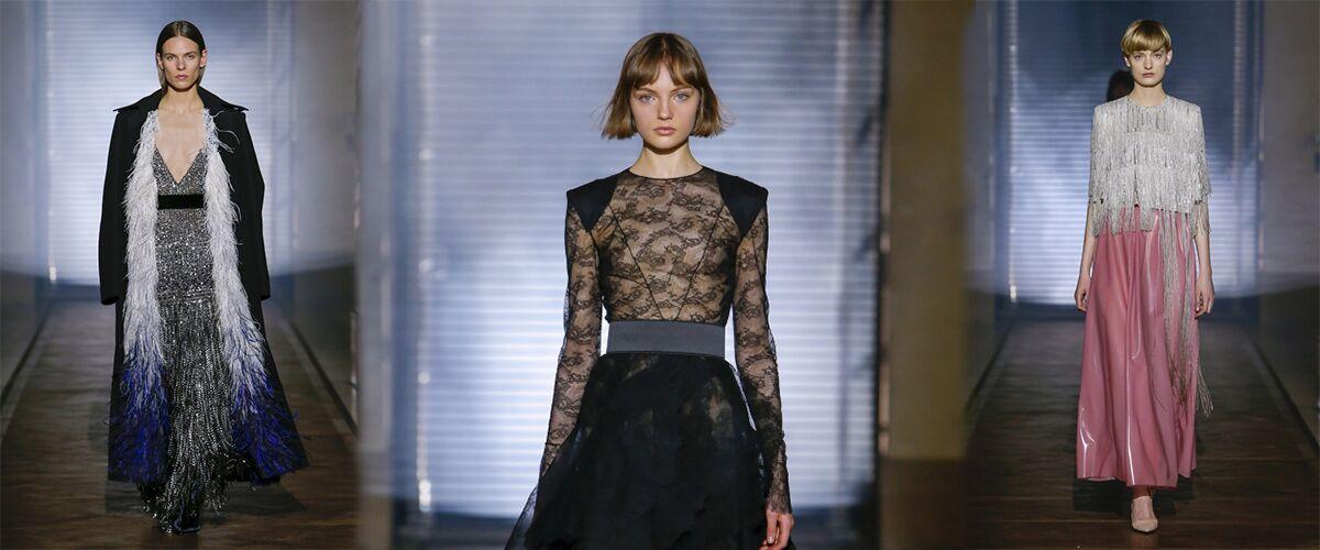 Givenchy是一个来自法国的时装品牌,创立于1952年,最初是以生产香水为主,后来涉足于护肤、彩妆、时装这一系列。Givenchy的设计其实从奥黛丽赫本的身上就可以反映出来,Givenchy不仅仅为赫本设计日常的服饰,同时也是负责赫本在电影中所穿的服装。Givenchy2018春夏高级定制系列更是重现赫本时期,复古回潮。