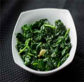 菠菜的功效和作用 常吃这道菜皱纹不少都难