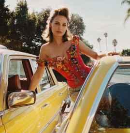 Natalie Portman登《Porter Magazine》