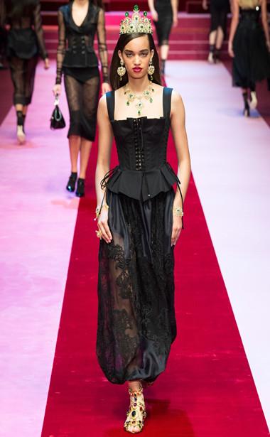 Dolce&Gabbana2018春夏系列