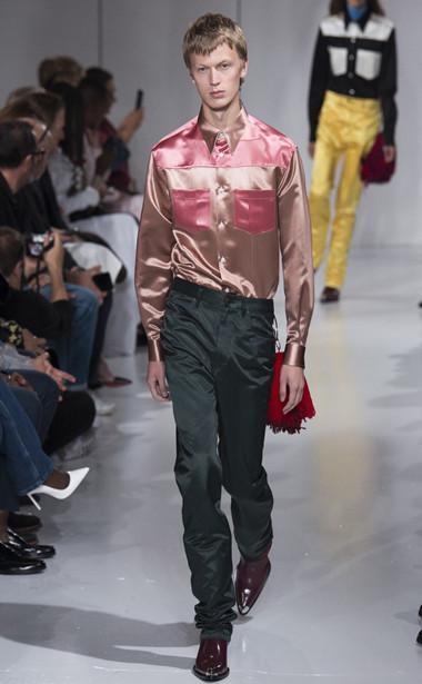 Calvin Klein2018春夏时装周