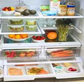什么食物不适合放冰箱 大部分蔬菜水果不宜放冰箱