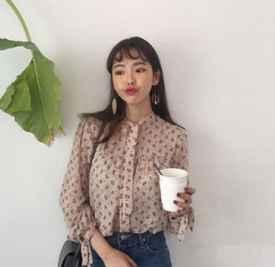 韩式甜美发型 很适合女生节装扮